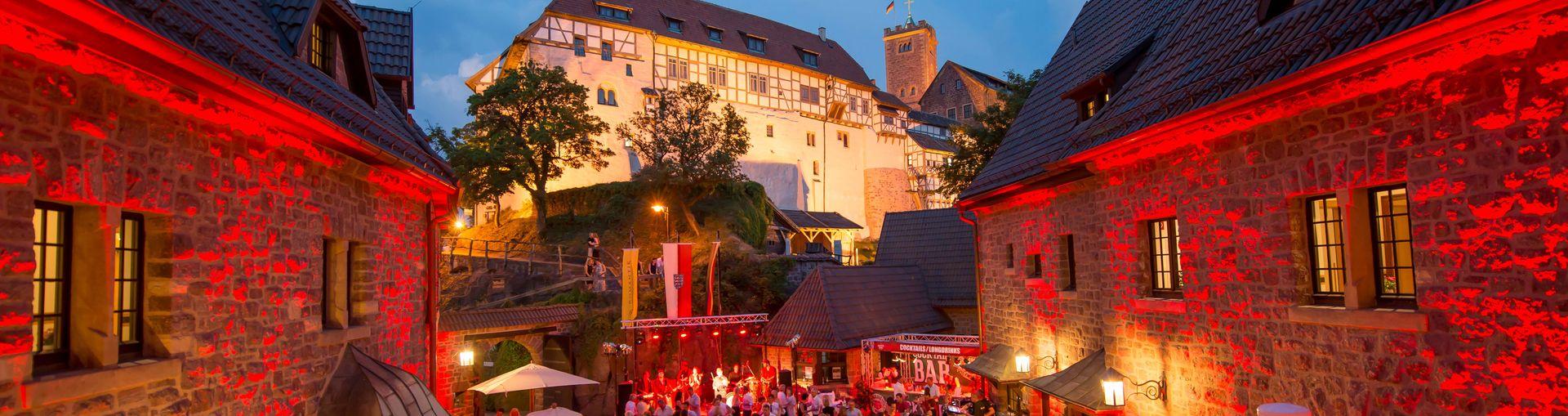 Bild zu 11. Sommervergnügen auf der Wartburg