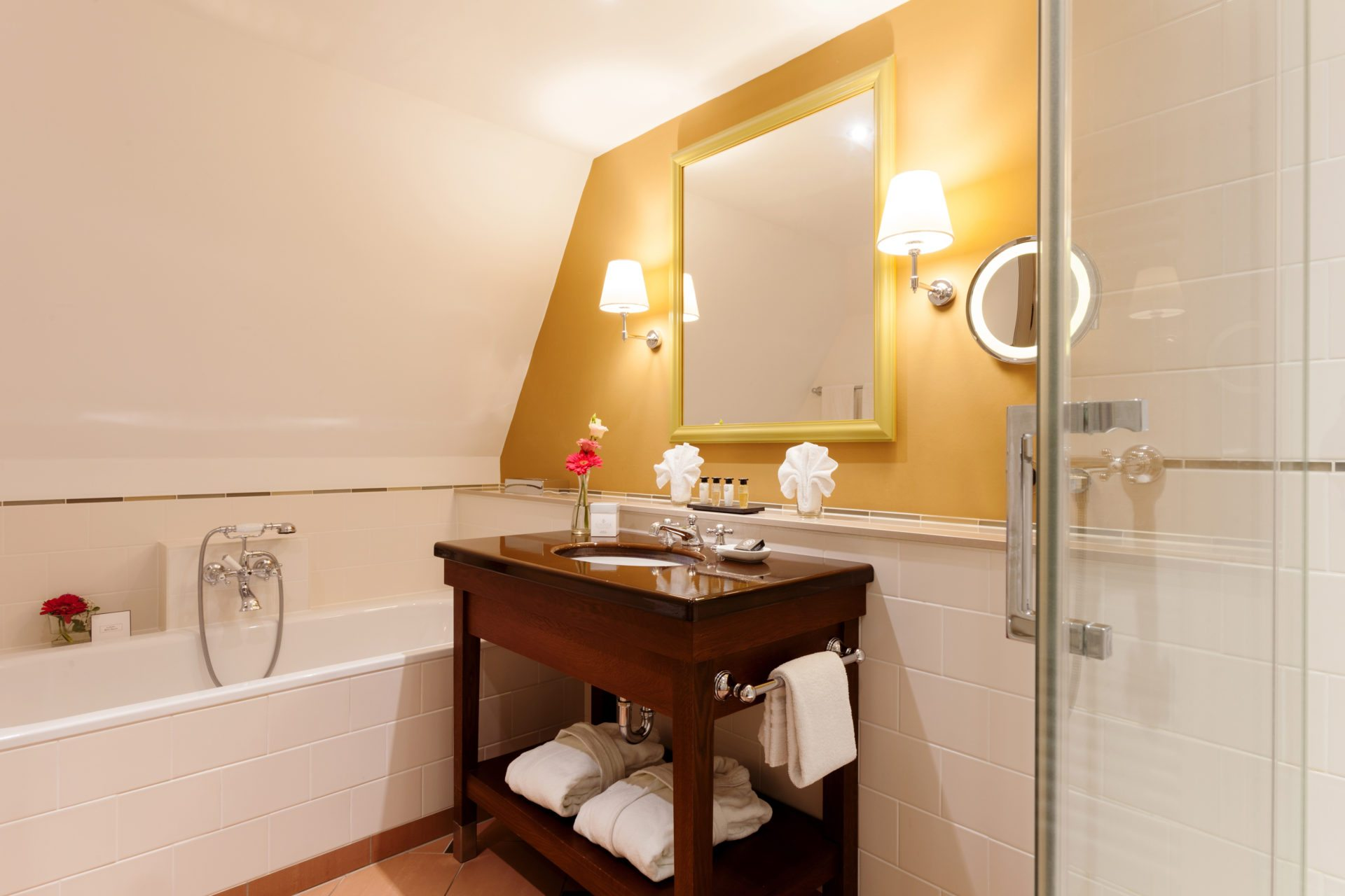 Badezimmer Wartburg Suite