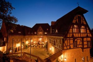 Innenhof_Nacht
