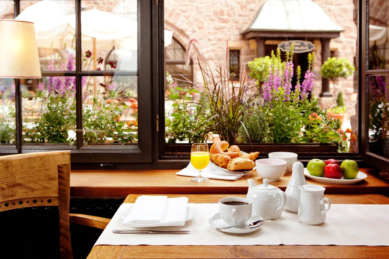 Burgfrühstück