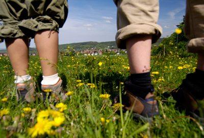 Wandern im Wartburgland