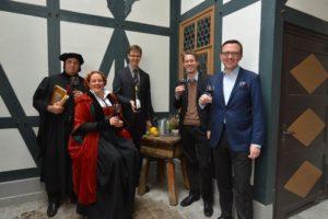 Eigener Cabernet Mitos zum Lutherjahr 2017