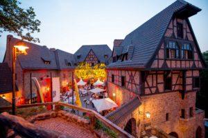Nachbarschaftsangebot für Thüringer im Romantikhotel auf der Wartburg
