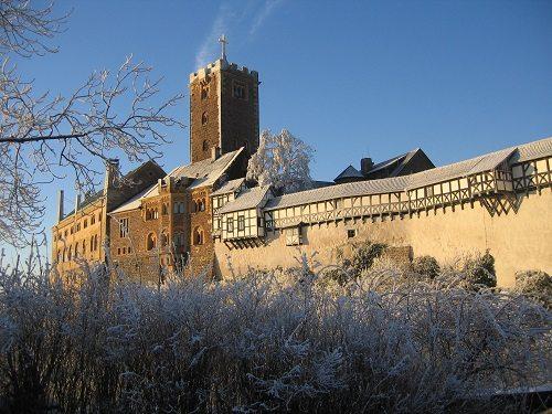 Himmlische Weihnachten auf der Wartburg