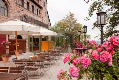 Wartburg terrace