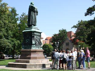 Stadtfuehrung Eisenach