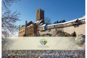 Weihnachten Wartburg 2019 Broschuere