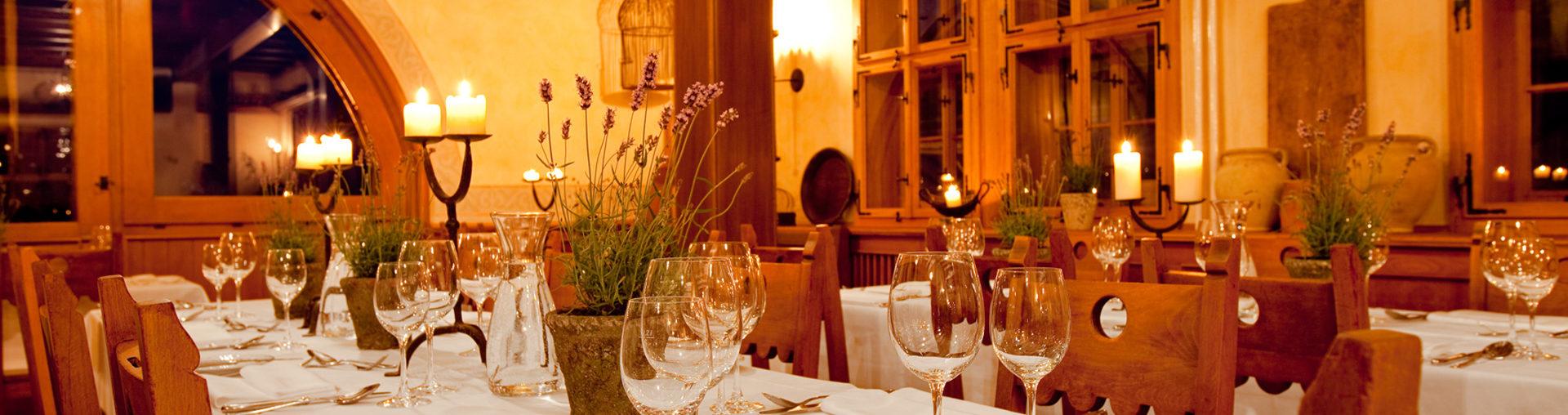 Weihnachtsfeiern Romantikhotel Auf Der Wartburg Burgcafe