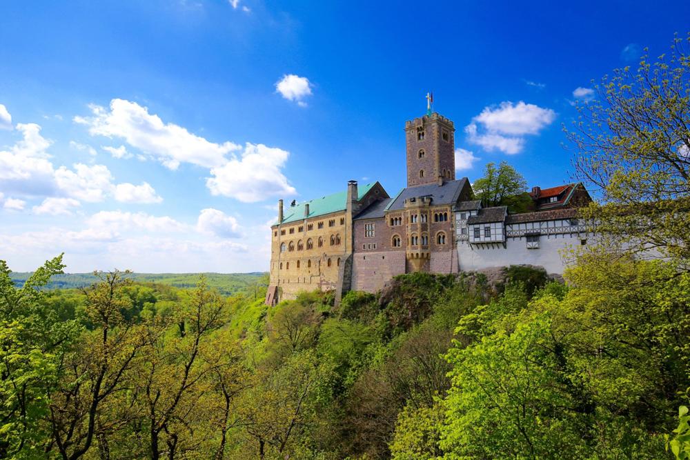Konzerte auf der Wartburg in Eisenach