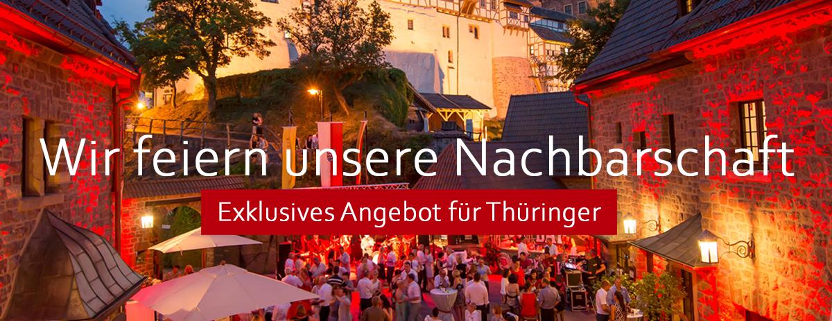 Nachbarschaftsangebot für Thüringer Einwohner