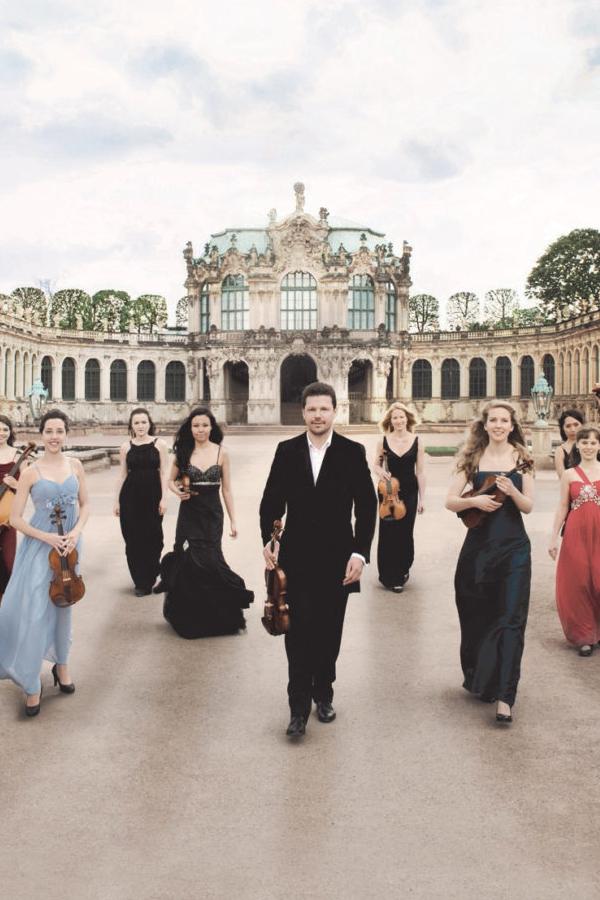 Angebot Dresdner Residenz Orchester auf der Wartburg in Eisenach