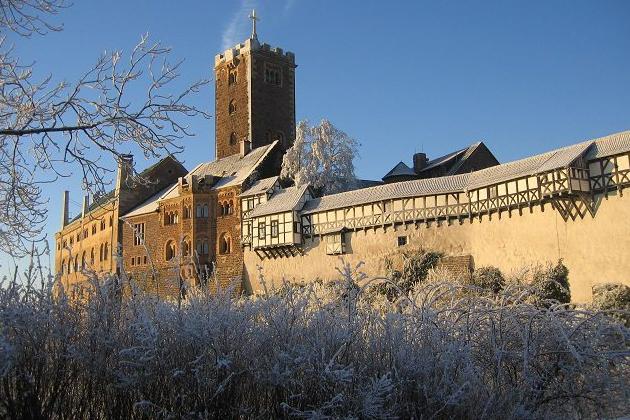 Angebot für Weihnachten auf der Wartburg in Eisenach