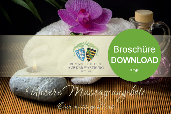 Wellness Broschüre als Download