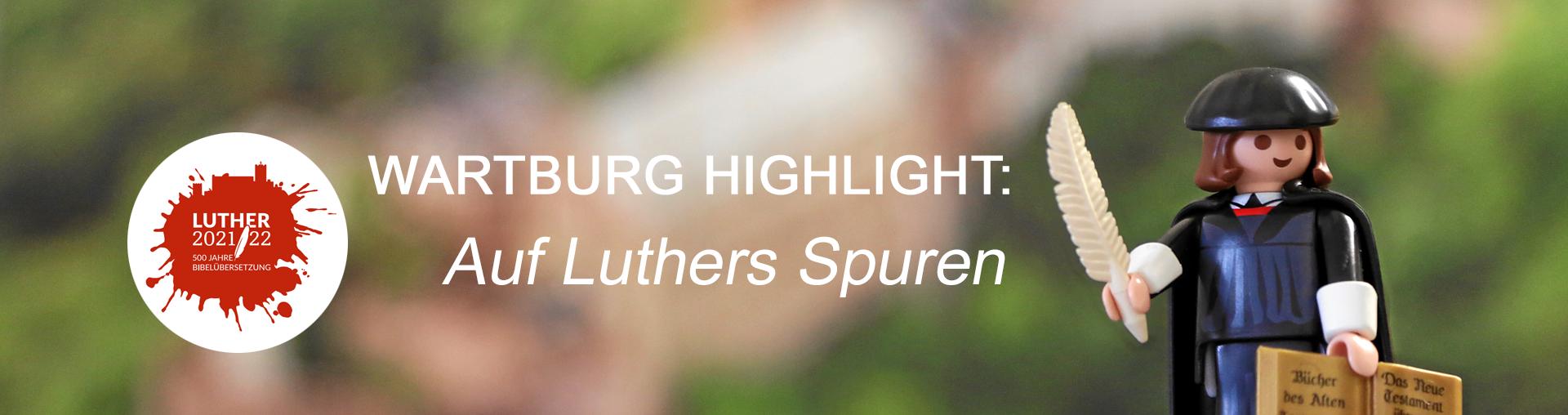 Angebot Auf Luthers Spuren im Wartburghotel in Eisenach