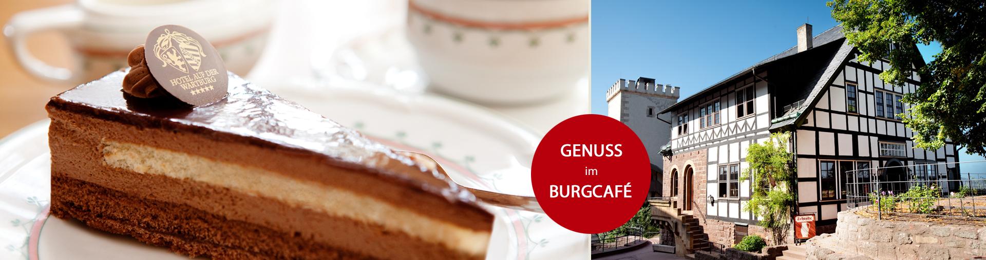 Bild zu Burgcafé Gadem