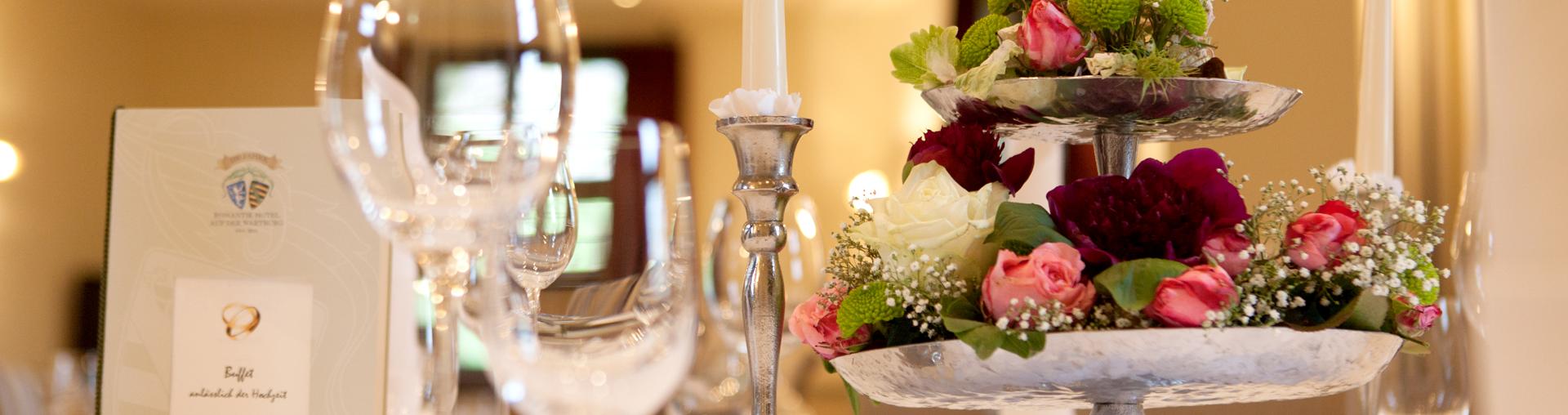 Bild zu Anfrage Hochzeit im Wartburghotel