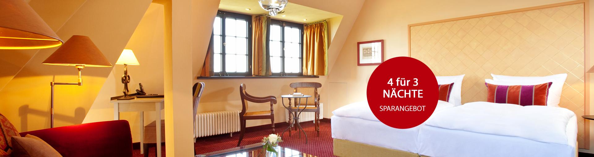 Header Sparangebot Wartburg Hotel Eisenach