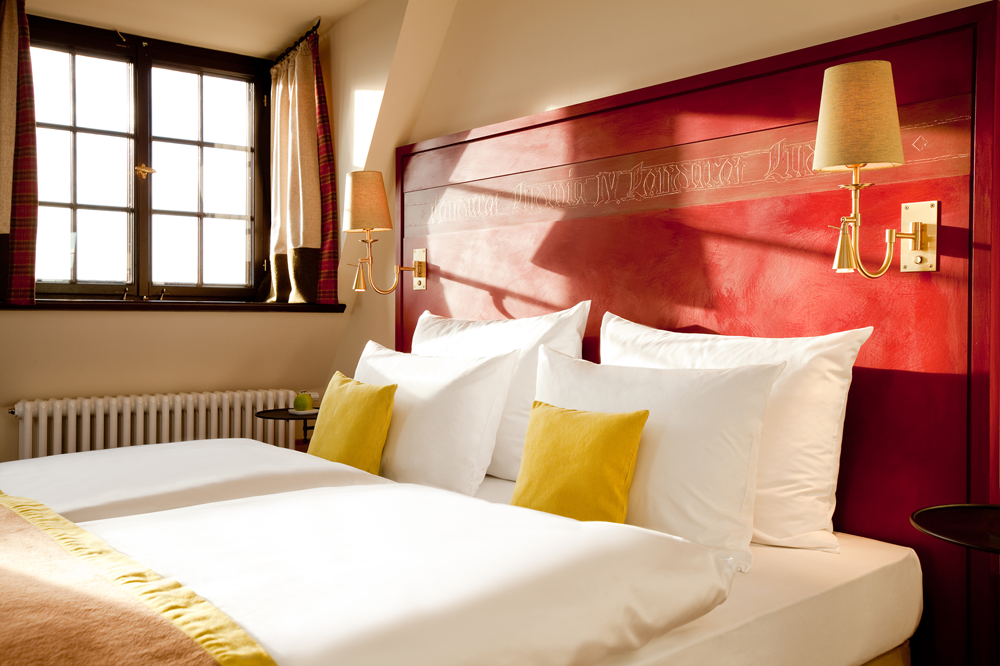Hotelangebot mit kostenfreier Stornierung im Wartburghotel buchen