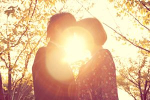 Liebe, Rosen und Romantik