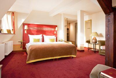 romantikzimmer romantik hotel auf der wartburg