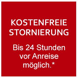 Stornierung im Wartburghotel in Eisenach