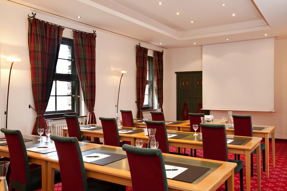 Tagungsraum Salon im Romantik Hotel auf der Wartburg in Eisenach