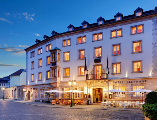 Thueringen Urlaub Hotel Elephant Weimar 500