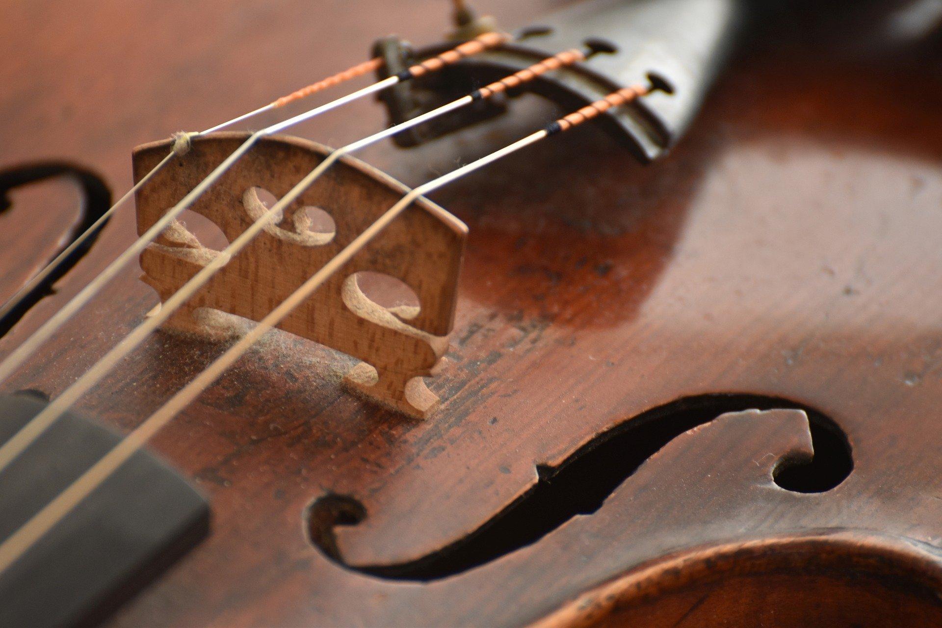 Violin 3886139 1920 Katermikesch Pixabay