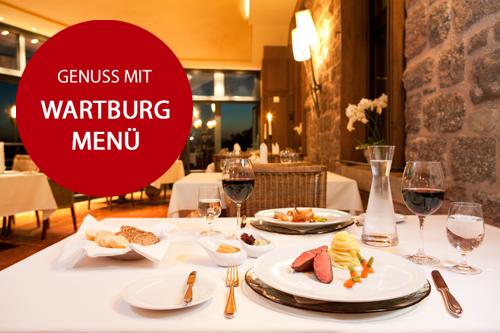 Wartburg Menim Angebot Winter Kaminromantik im Wartburghotel